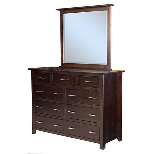 Amish USA Made Handcrafted Econo Dressers sold by Online Amish Furniture LLC