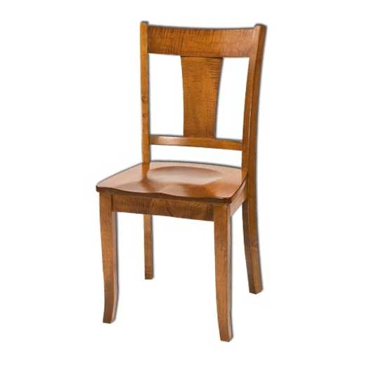 Amish USA Made Handcrafted Ellington Chair sold by Online Amish Furniture LLC