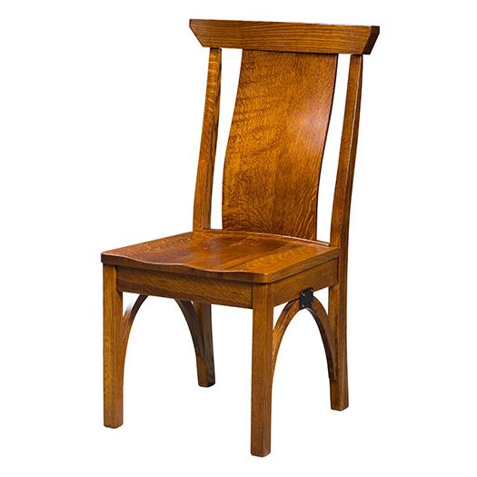 Amish USA Made Handcrafted Ellis Chair sold by Online Amish Furniture LLC