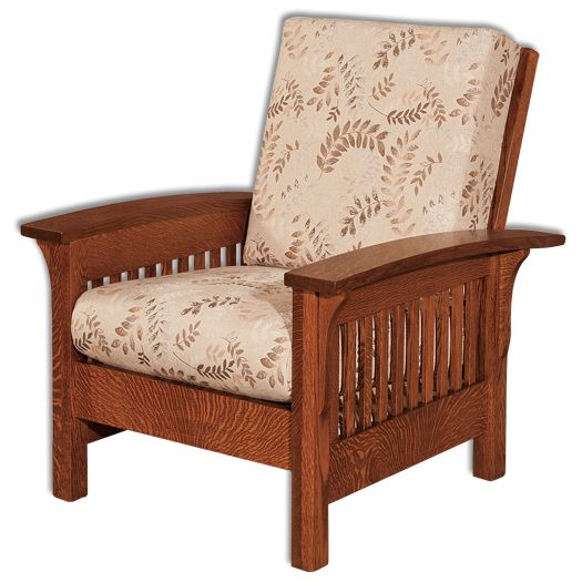 Amish USA Made Handcrafted Empire Chair sold by Online Amish Furniture LLC