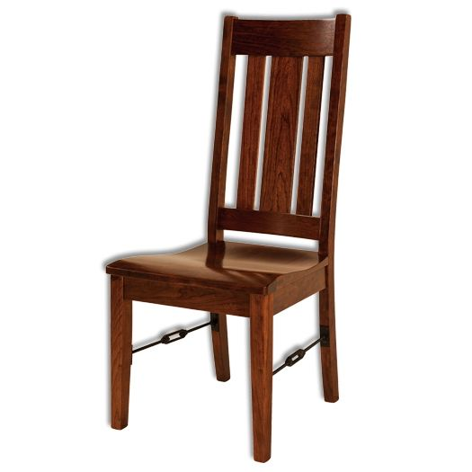 Amish USA Made Handcrafted Ouray Chair sold by Online Amish Furniture LLC
