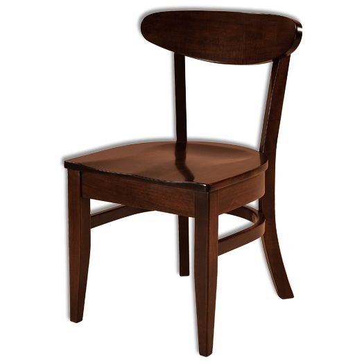 Amish USA Made Handcrafted Hawthorn Chair sold by Online Amish Furniture LLC