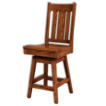 Load image into Gallery viewer, Amish USA Made Handcrafted Jacoby Bar Stool sold by Online Amish Furniture LLC