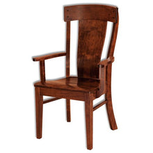 Load image into Gallery viewer, Amish USA Made Handcrafted Lacombe Chair sold by Online Amish Furniture LLC