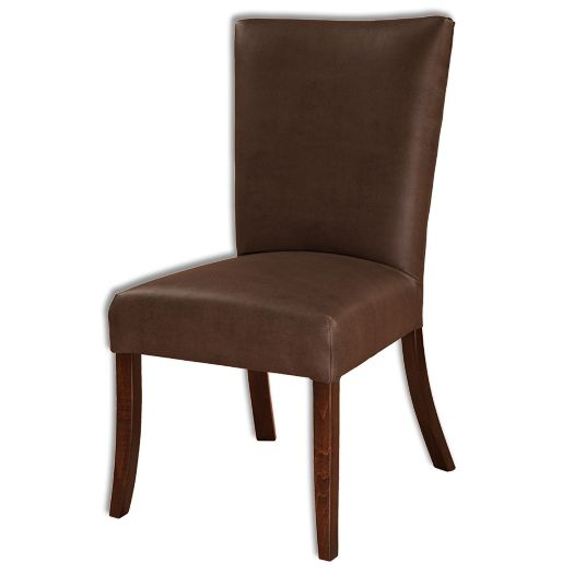 Amish USA Made Handcrafted Trenton Chair sold by Online Amish Furniture LLC