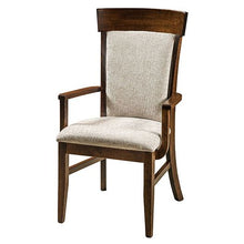 Load image into Gallery viewer, Amish USA Made Handcrafted Riverside Chair sold by Online Amish Furniture LLC