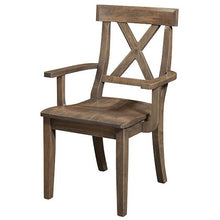 Load image into Gallery viewer, Amish USA Made Handcrafted Vornado Chair sold by Online Amish Furniture LLC