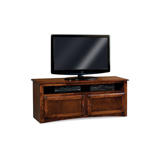Amish USA Made Handcrafted Durham Media Stand sold by Online Amish Furniture LLC