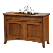 Load image into Gallery viewer, Amish USA Made Handcrafted Carlisle Occasional Enclosed Tables sold by Online Amish Furniture LLC