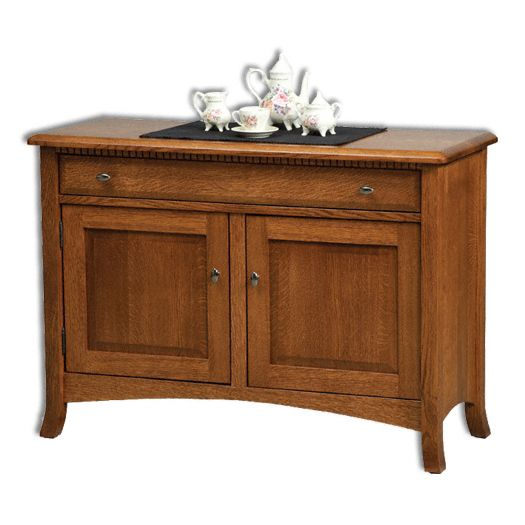 Amish USA Made Handcrafted Carlisle Occasional Enclosed Tables sold by Online Amish Furniture LLC