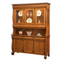 Load image into Gallery viewer, Amish USA Made Handcrafted Hampton Hutch sold by Online Amish Furniture LLC
