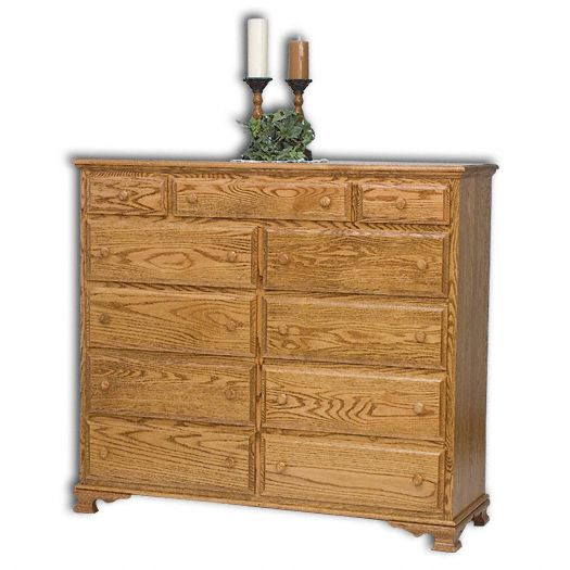Amish USA Made Handcrafted Heritage Highboy sold by Online Amish Furniture LLC