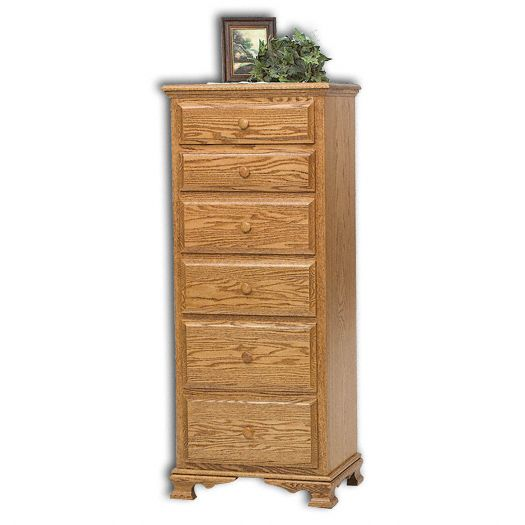 Amish USA Made Handcrafted Heritage Lingerie Chest sold by Online Amish Furniture LLC