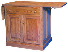 Load image into Gallery viewer, Amish USA Made Handcrafted IS_71 Kitchen Island sold by Online Amish Furniture LLC