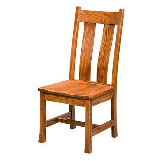 Amish USA Made Handcrafted Jackson Chair sold by Online Amish Furniture LLC