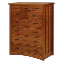 Load image into Gallery viewer, Amish USA Made Handcrafted Kascade Chest of Drawers sold by Online Amish Furniture LLC