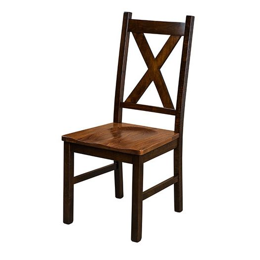 Amish USA Made Handcrafted Kenwood Chair sold by Online Amish Furniture LLC