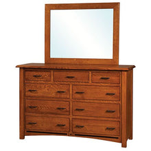 Load image into Gallery viewer, Amish USA Made Handcrafted Lavega Dressers sold by Online Amish Furniture LLC