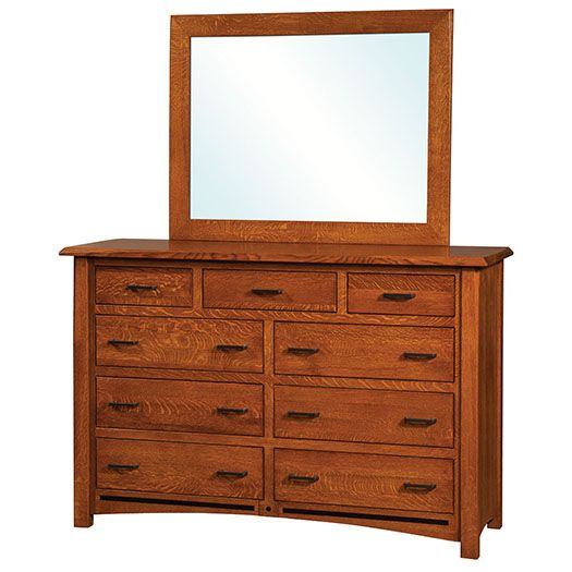 Amish USA Made Handcrafted Lavega Dressers sold by Online Amish Furniture LLC