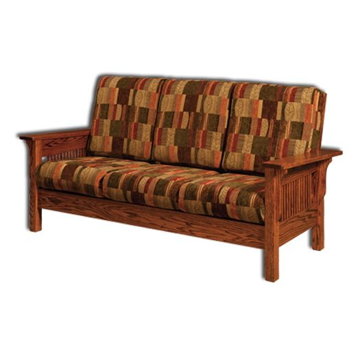 Amish USA Made Handcrafted Leah Sofa sold by Online Amish Furniture LLC
