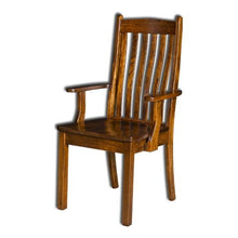 Load image into Gallery viewer, Amish USA Made Handcrafted Liberty Chair sold by Online Amish Furniture LLC