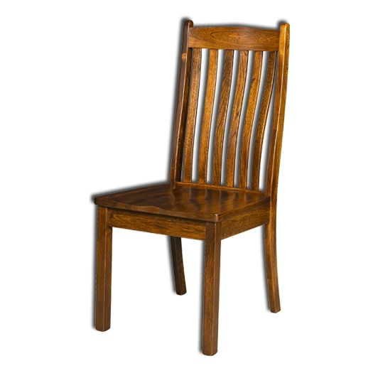 Amish USA Made Handcrafted Liberty Chair sold by Online Amish Furniture LLC