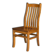 Load image into Gallery viewer, Amish USA Made Handcrafted Lincoln Shaker Chair sold by Online Amish Furniture LLC