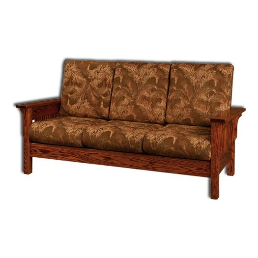 Amish USA Made Handcrafted Landmark Sofa sold by Online Amish Furniture LLC