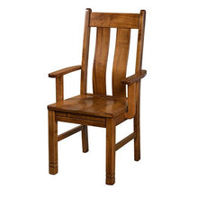 Load image into Gallery viewer, Amish USA Made Handcrafted Lyndayle Chair sold by Online Amish Furniture LLC