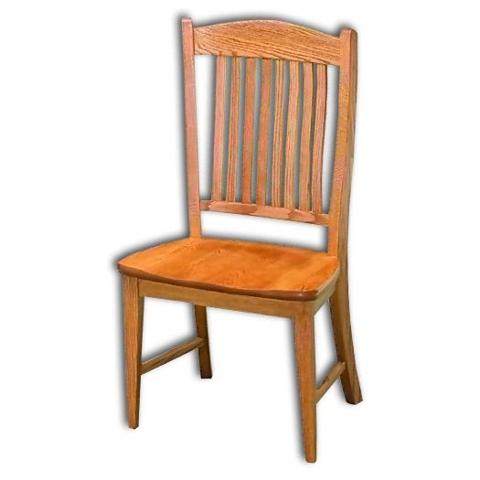 Amish USA Made Handcrafted Lyndon Chair sold by Online Amish Furniture LLC