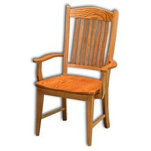 Load image into Gallery viewer, Amish USA Made Handcrafted Lyndon Chair sold by Online Amish Furniture LLC