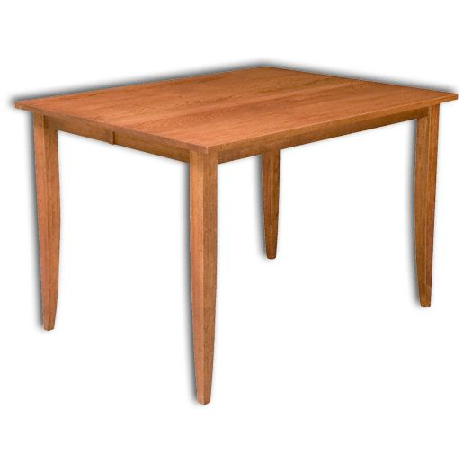 Amish USA Made Handcrafted Madison Pub Table sold by Online Amish Furniture LLC