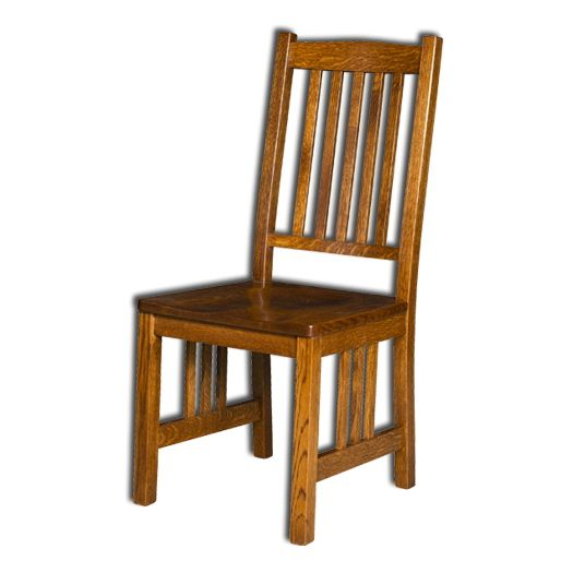 Amish USA Made Handcrafted Marbarry Chair sold by Online Amish Furniture LLC