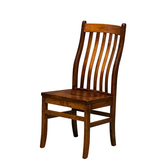 Amish USA Made Handcrafted Marshall Chair sold by Online Amish Furniture LLC