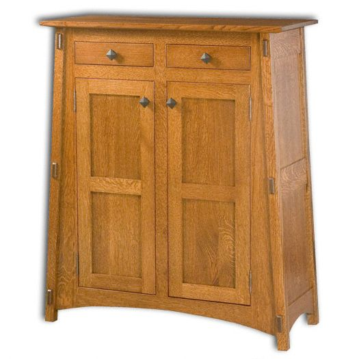 Amish USA Made Handcrafted McCoy Cabinet sold by Online Amish Furniture LLC
