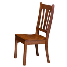 Load image into Gallery viewer, Amish USA Made Handcrafted Winfield Chair sold by Online Amish Furniture LLC