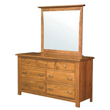 Load image into Gallery viewer, Amish USA Made Handcrafted Mondovi Dressers sold by Online Amish Furniture LLC