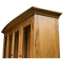 Load image into Gallery viewer, Amish USA Made Handcrafted Montpelier Hutch sold by Online Amish Furniture LLC