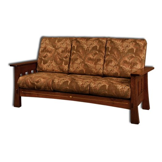 Amish USA Made Handcrafted Mesa Sofa sold by Online Amish Furniture LLC