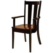 Load image into Gallery viewer, Amish USA Made Handcrafted Newberry Chair sold by Online Amish Furniture LLC