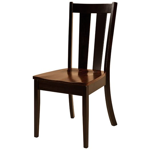 Amish USA Made Handcrafted Newberry Chair sold by Online Amish Furniture LLC