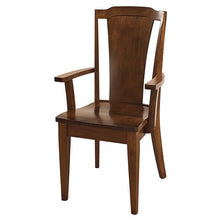 Load image into Gallery viewer, Amish USA Made Handcrafted Charleston Chair sold by Online Amish Furniture LLC