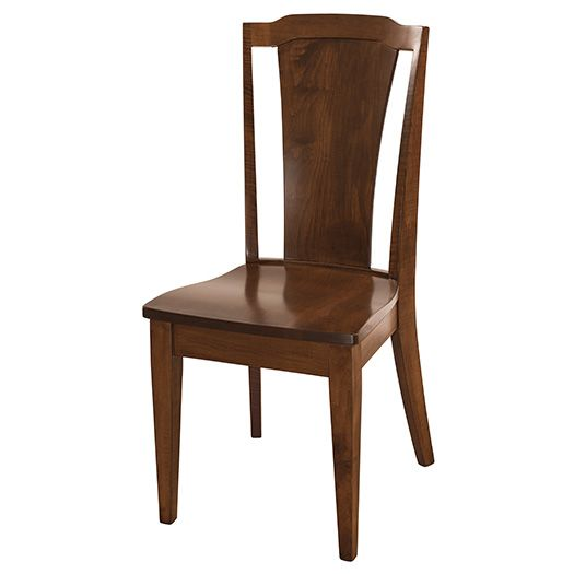 Amish USA Made Handcrafted Charleston Chair sold by Online Amish Furniture LLC