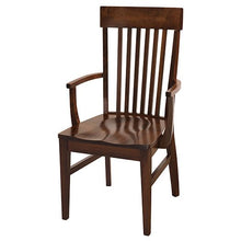 Load image into Gallery viewer, Amish USA Made Handcrafted Collins Chair sold by Online Amish Furniture LLC