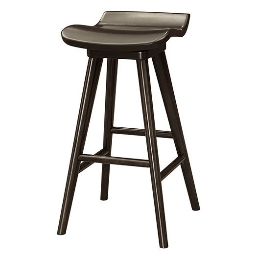 Amish USA Made Handcrafted Lambert Bar Stool sold by Online Amish Furniture LLC