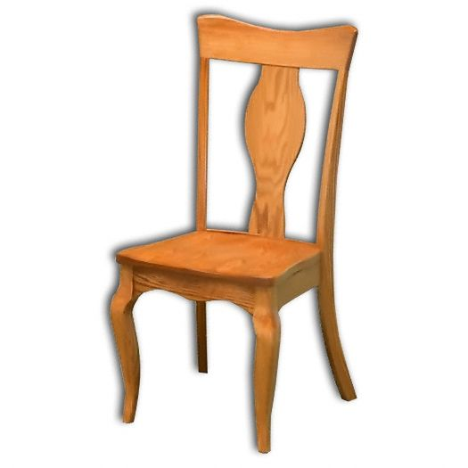 Amish USA Made Handcrafted Richland Chair sold by Online Amish Furniture LLC