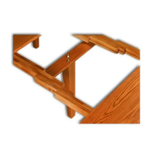 Load image into Gallery viewer, Amish USA Made Handcrafted Shaker Mission Leg Table sold by Online Amish Furniture LLC