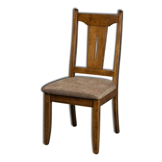 Amish USA Made Handcrafted Sierra Chair sold by Online Amish Furniture LLC