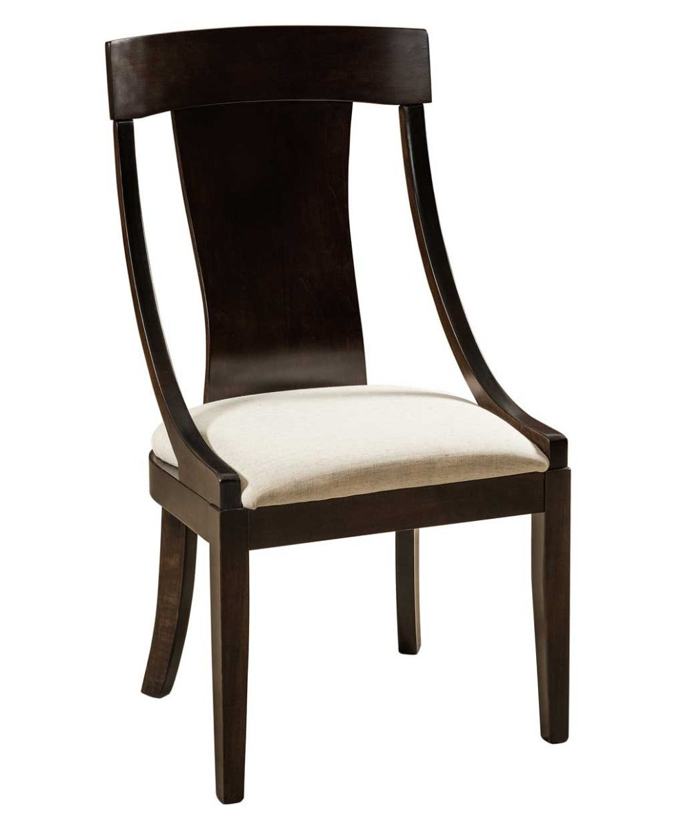 Amish USA Made Handcrafted Silverton Chair sold by Online Amish Furniture LLC