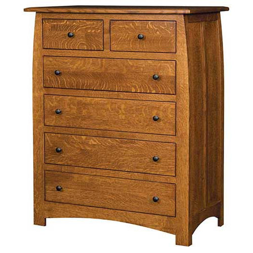 Amish USA Made Handcrafted Superior Shaker Chest sold by Online Amish Furniture LLC